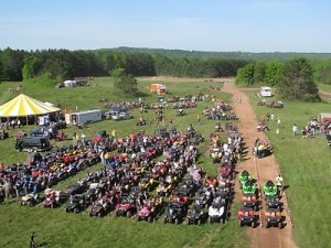 ATV-Rally